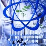 Chemical laboratory — Stock Photo #28443427