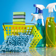 Cleaning products — Stock Photo #28445167
