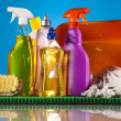 Stock Photo: House cleaning product