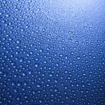 Water drop texture — Stock Photo #28447313
