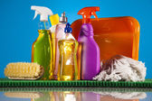 House cleaning product — Stockfoto