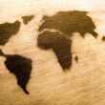 World map — Stock Photo #30677867