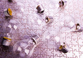 Lightbulbs — Stock Photo