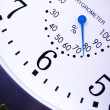 Close up of a clock — Stock Photo