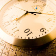 Clock — Stock Photo #30681175