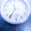 Clock — Stock Photo #30681349