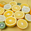 Foto Stock: Citrus fruits