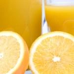 Orange drink — Stock Photo #30683239