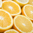 Orange and lemon — Stock Photo #30683431