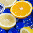 Lemon and Orange — Stock Photo #30683845