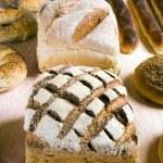 Whole wheat bread — Stock Photo #30689969