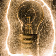 Stock Photo: Lightbulb