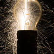 Foto de Stock  : Lightbulb