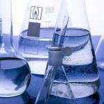 Glass laboratory equipment — Stock Photo #30692013