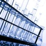 Glass laboratory equipment — Stock Photo #30692071