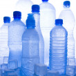 Bottle water — Foto Stock