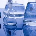 Glass laboratory equipment — Stock Photo #30692083