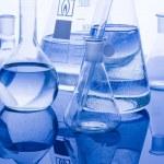 Glass laboratory equipment — Stock Photo #30692257