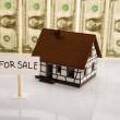For sale - for money — Stock Photo