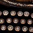 Typewriter — Stock Photo #30698247