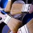 Paint and brush — Stock Photo #30699451