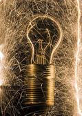 Lightbulb — Zdjęcie stockowe