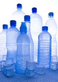 Bottle water — Stock Photo