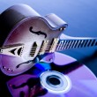 Disc & Guitar — Stockfoto #30722083
