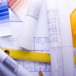 Architecture plan — Stock Photo #30725767