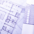 Architecture plan — Stock Photo #30727061