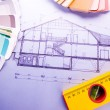 Architecture plan — Stock Photo #30729147