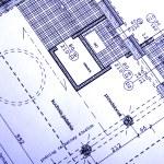 Architecture plan — Stock Photo #30730491