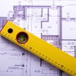 Architecture planning — Stock Photo #30730689
