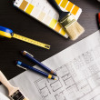 Architecture plan — Stock Photo #30730713