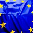 EU flag — Stock Photo