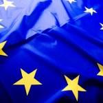 EU flag — Stock Photo #30731759