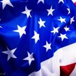 US Flag — Stock Photo
