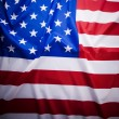 US Flag — Stock fotografie #30740317