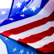 US Flag — Stock fotografie #30741411