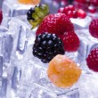 Fruits mix — Stock Photo