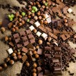 Chocolate & Coffee — Stockfoto