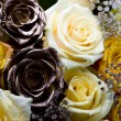 Stock Photo: Romantic roses