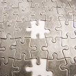 Puzzle background — Stock Photo #30769323