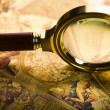 magnifying glass — Stock Photo #30770751