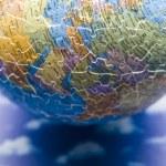 Puzzle globe — Stock Photo #30774815