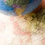 Puzzle globe — Stock Photo #30774893