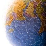 Puzzle globe — Stock Photo #30774915