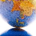 Puzzle globe — Stock Photo #30775003