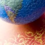 Puzzle globe — Stock Photo #30775029