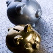 Money box — Stock Photo #30778455